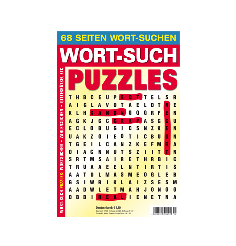 Wort-Such-Puzzles